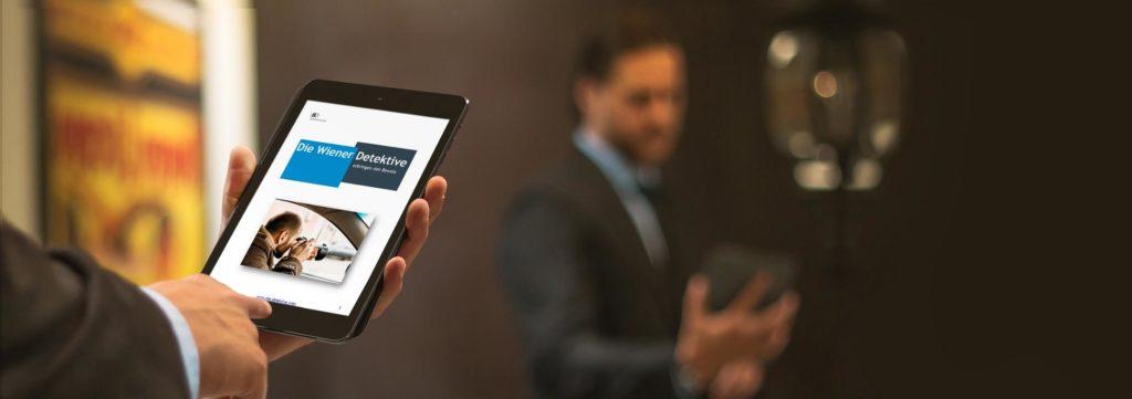 e-book smartphone format download wiener detektiv